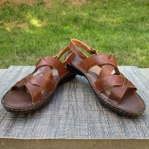 Born of Concepts Walking Sandal